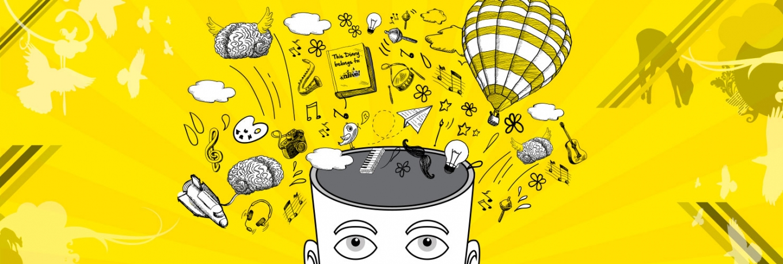 Infographic: Set Your Creativity Ablaze! 7 Ways to Generate New Ideas.