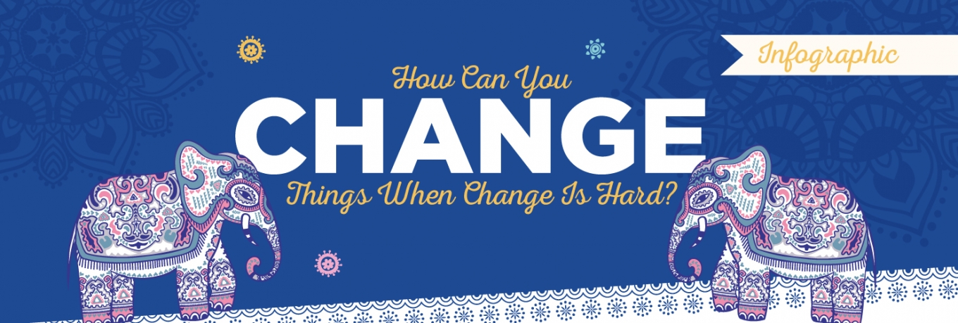 Infographic: How to make change happen