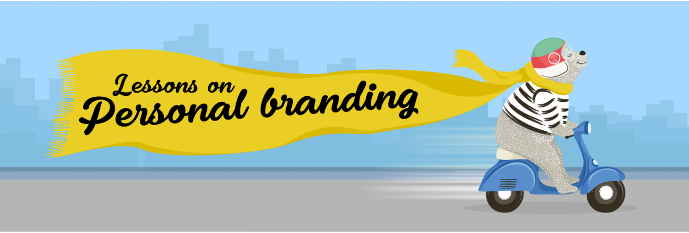 Personal branding: five key tips to help you move forward quicker