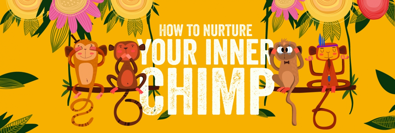 Supporting line managers: nurturing the chimp within