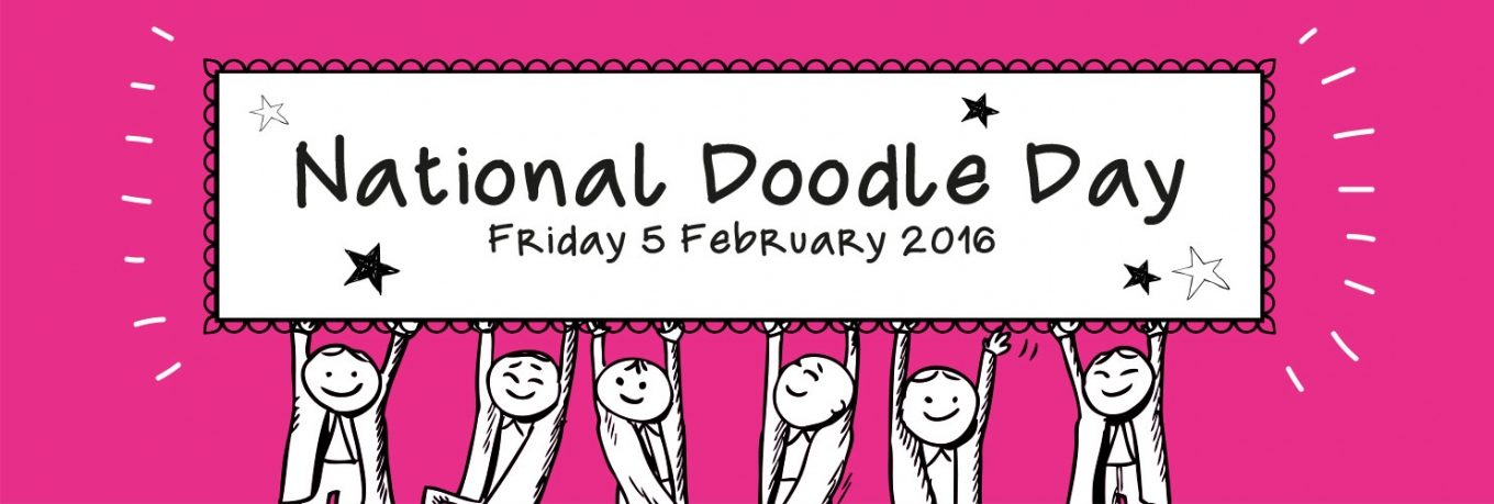 National Doodle Day 2016: Join in the Creative Fun!
