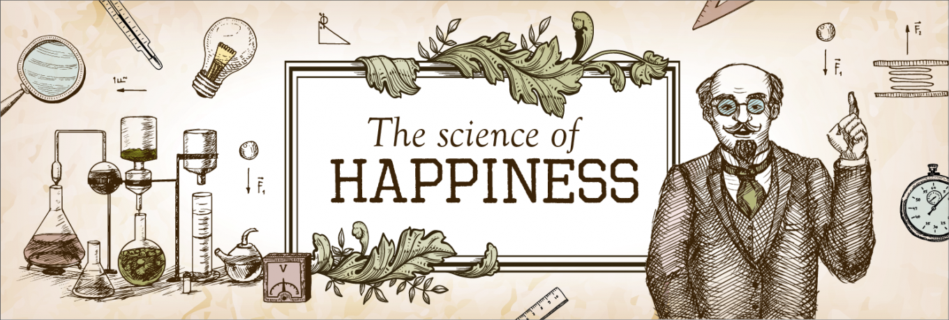 The science of happiness: five ways to infuse positive psychology into your day