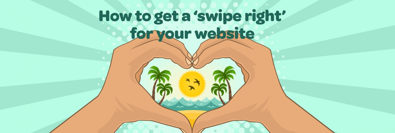 How to get a 'swipe right' for your website