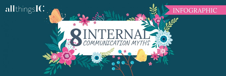 Infographic: 8 internal communication myths