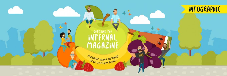 Infographic: detoxing your internal magazine