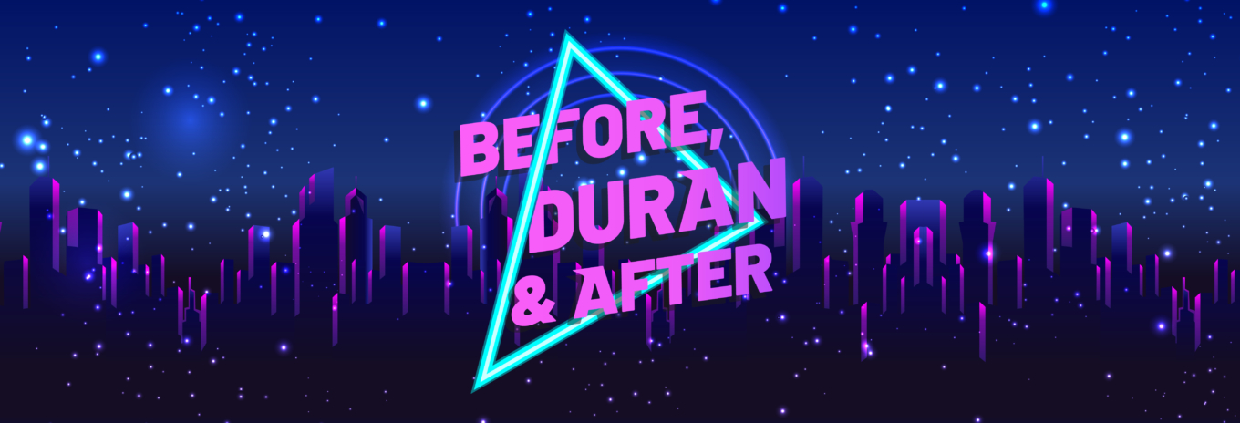 Before, Duran and After – reflecting on how internal comms pros are Changing the Conversation