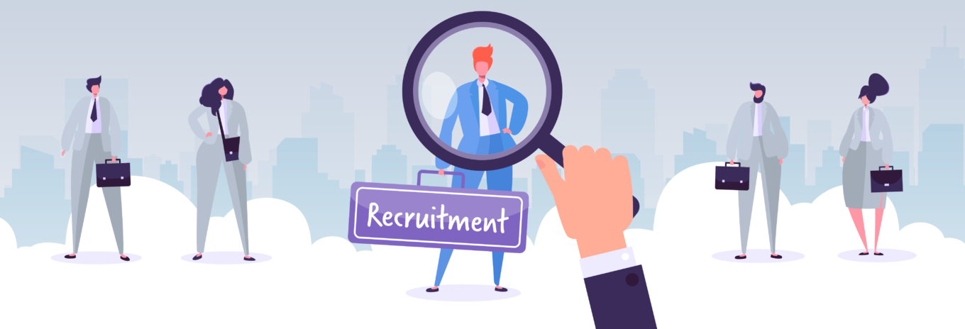 Recruitment – it's what's on the inside that counts