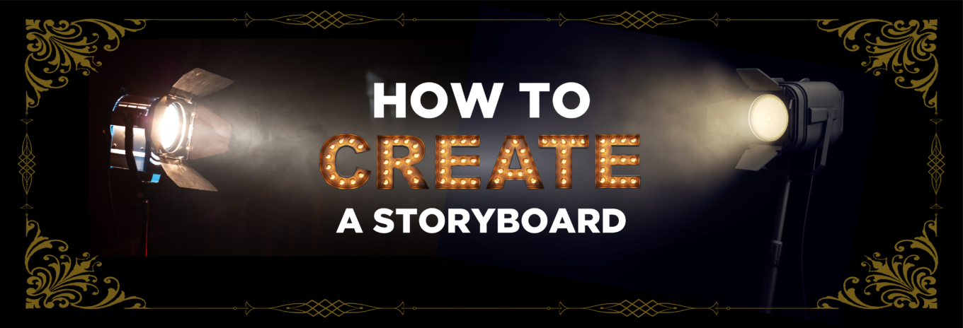 Infographic: How to create a storyboard