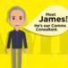 Meet the team that brings us Alive – James