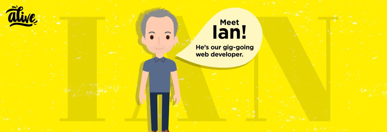 Meet the team that brings us Alive – Ian