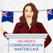 Jacinda's communication masterclass