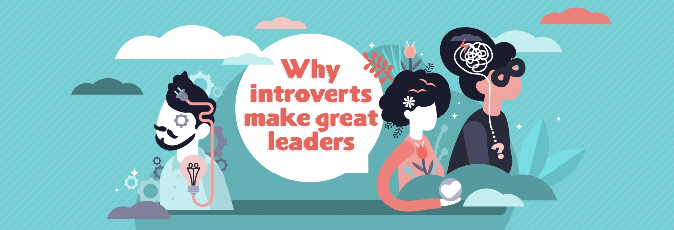 Search for the hero inside yourself: why introverts make great leaders