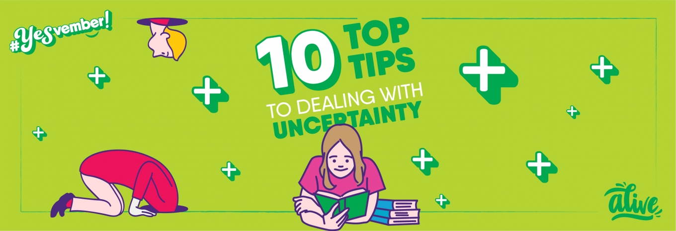 INFOGRAPHIC: Dealing with uncertainty