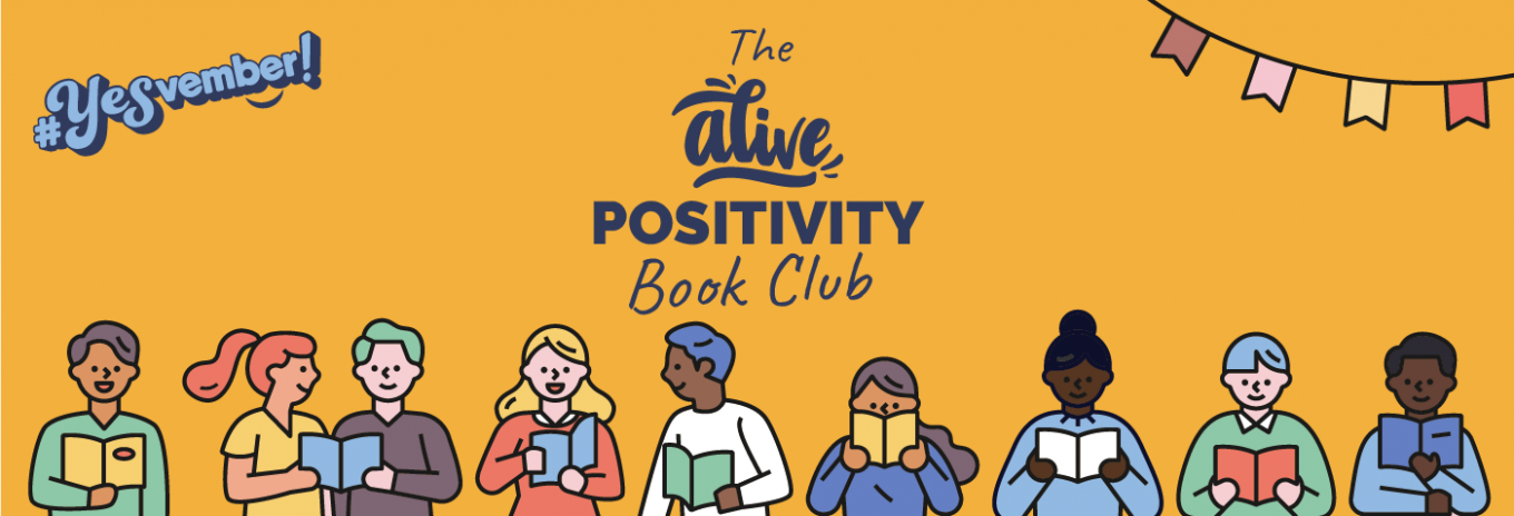 The Alive positivity book club