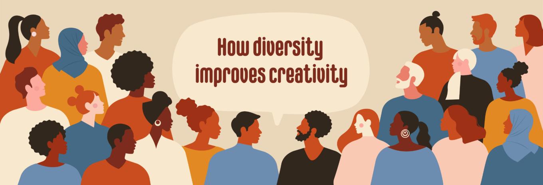 How diversity improves creativity
