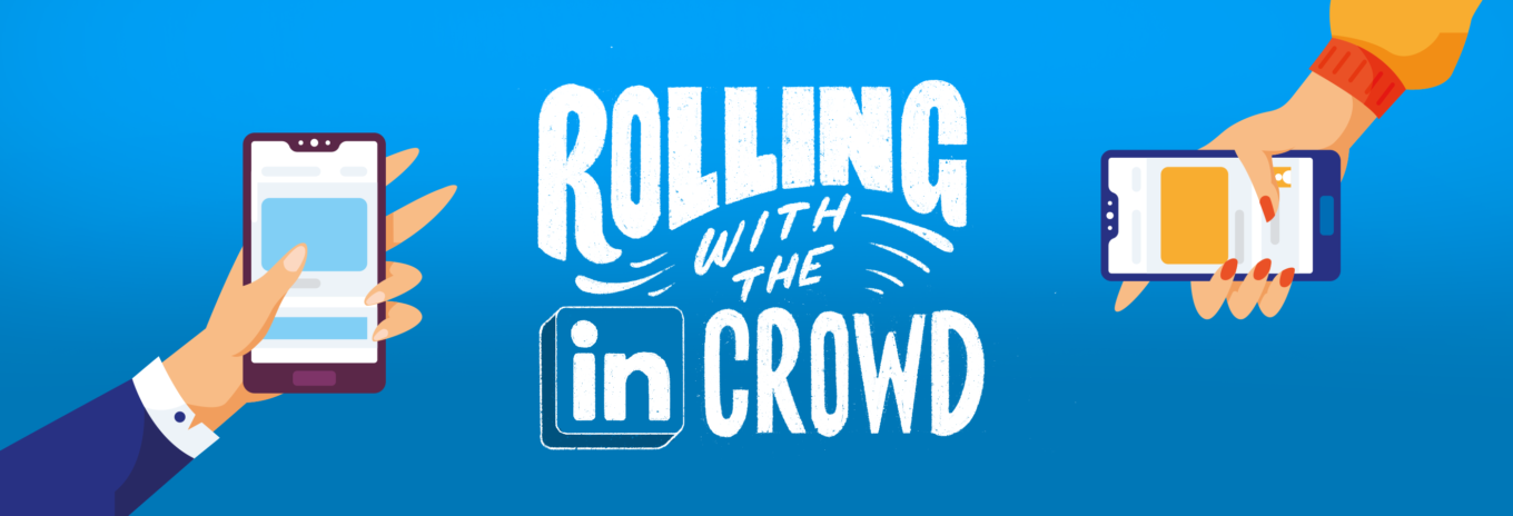 Rolling with the In crowd: The State of LinkedIn and what it might tell us about the power of delusional positivity